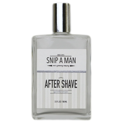 SNIP A MAN After Shave gentleman