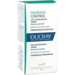 DUCRAY HIDROSIS CONTROL Hand- und Fußcreme