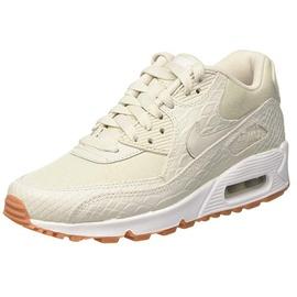 info for 45978 ef114 Nike Wmns Air Max 90 Premium beige  white-gum, 39