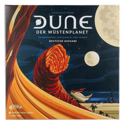 Galeforce Nine Spiel, Galeforce Nine Dune Brettspiel (DE)