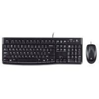 Logitech MK120 Desktop Tastatur HEB Set (920-002545)