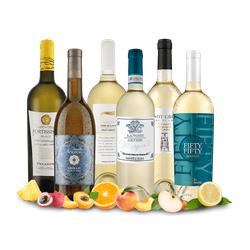 Probierpaket Italiens beste Weißweine
