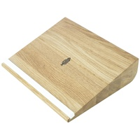 Holz Butiq Notebookhalter Holz Eiche geölt Laptophalterung