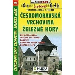 SC 210 Ceskomoravska vrch. 1:100T - Buch