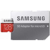 Samsung EVO Plus 128 GB microSDXC with SD Adapter