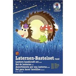 Laternen-Bastelset 27 'Igel'