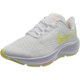 Nike Air Zoom Pegasus 37 W white/bright mango/light zitron 40