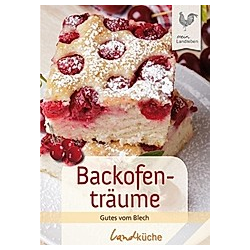 Backofenträume - Buch