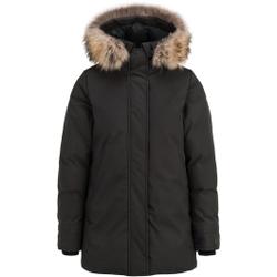 Pyrenex - Bordeaux Fur Int'L Black - Jacken - Größe: 36