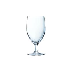 Chef & Sommelier Bierglas Cabernet Tulip, Biertulpe Bierglas 400ml Krysta Kristallglas transparent 6 Stück Ø 8.1 cm x 16.7 cm