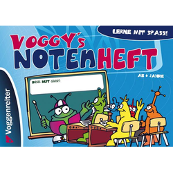 Voggy's Notenheft