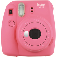 Fujifilm Instax Mini 9 Set flamingorosa
