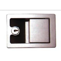 Metalltürschloss für Reisemobil und Caravan 115 x 66 für WS 24 mm