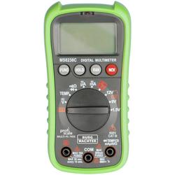 BURG WÄCHTER Digital-Vielfachmessgerät Strommesser MULTI METER PS 7455, inkl. Batterien grau