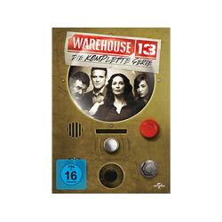 Warehouse 13 - Die komplette Serie DVD
