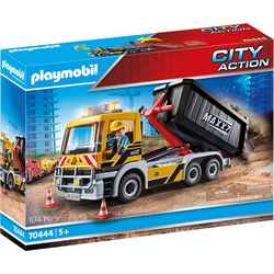 PLAYMOBIL® 70444 - LKW mit Wechselaufbau