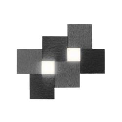 Grossmann Creo LED Wand- / Deckenleuchte, 38,5 x 33 cm