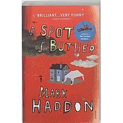 A Spot of Bother. Mark Haddon  - Buch