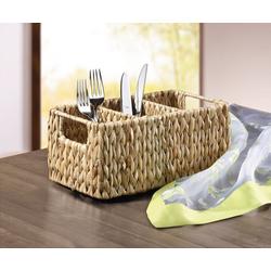 HomeLiving Picknickkorb Besteckkorb