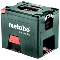 METABO AS 18 L PC inkl. Fahrgestell