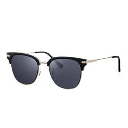 Avoalre Sonnenbrille Avoalre Sonnenbrille Damen Retro Sunglasses, Party sunglasses 06 Gray