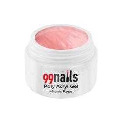 Poly Acryl Gel - Milchig Rose 15ml - Polyacryl Gel Acrylnägel Rosa Acrylgel Acryl Gel Nägel