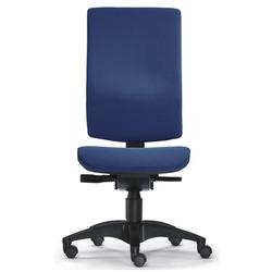 ZERO 17 - Profi Bürostuhl Blau Stoff