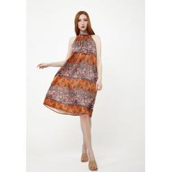 MaDam-T A-Linien-Kleid Celosia 40