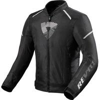 RevIt! Revit Sprint H2O Textiljacke weiß XL