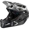 Leatt DBX 3.0 Enduro V2 Fahrradhelm Schwarz Grau S