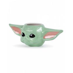 Horror-Shop Geschirr-Set Star Wars Baby Yoda Tasse, Keramik
