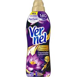 Vernel Aromatherapie Lotusblüte Weichspüler 34 Waschladungen Waschmittel Waschen