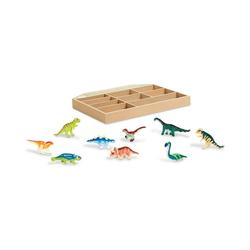 Melissa & Doug Spielfigur Spielfiguren Dinosaurier Party