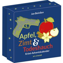 Apfel Zimt und Todeshauch 2021
