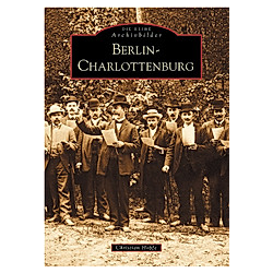 Berlin-Charlottenburg. Christian Hopfe  - Buch