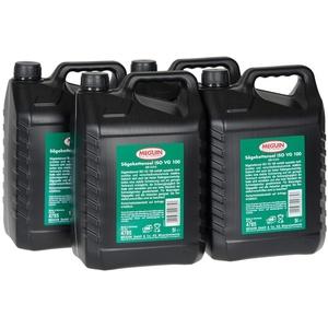 Meguin Sägekettenöl 20 Liter (4 x 5L)