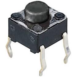 Weltron T602 Drucktaster 24 V/DC 0.05A 1 x Aus/(Ein) tastend