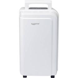 Sygonix Luftentfeuchter und Luftfeuchtigkeitsregler 15m² 220W Weiß