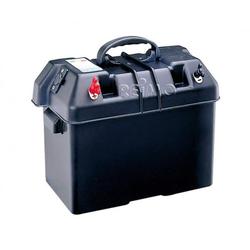 Batteriebox mit Aussenanschlusspolen