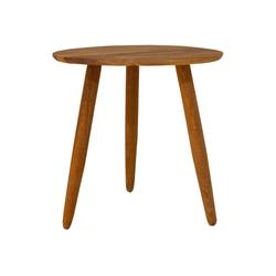 mokebo Beistelltisch Der Pausenheld, auch als Couchtisch im skandinavischen Design braun 40 cm x 41 cm x 40 cm