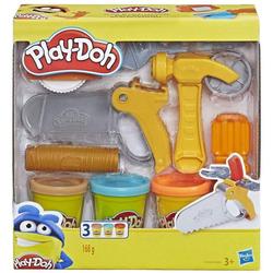 Plastilin Hasbro PlayDoh Carpenter Tool Set