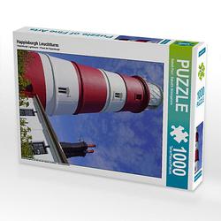 Happisburgh Leuchtturm Lege-Größe 48 x 64 cm Foto-Puzzle Bild von Babett''s Bildergalerie Puzzle