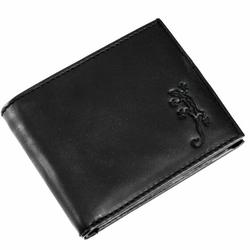 oxmox Leather Pocket-Geldbörse Leder 10,5 cm lizard
