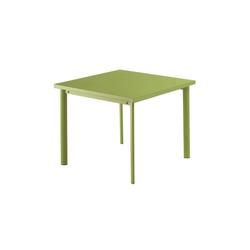 Tisch Star quadratisch grün