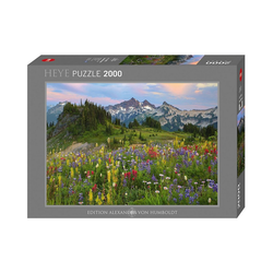 HEYE Puzzle Puzzle Tatoosh Mountains, 2000 Teile, Puzzleteile