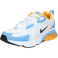 Nike Wmns Air Max 200 white-blue-yellow, 37.5