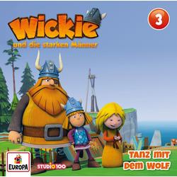 Wickie (CGI) 03. Tanz mit dem Wolf