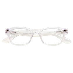 I NEED YOU Lesebrille WOODY kristall +2.00 dpt.