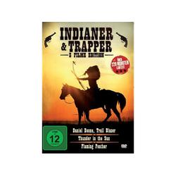 Indianer & Trapper DVD