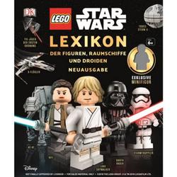 LEGO(R) Star Wars Lexikon der Figuren 3730 1St.